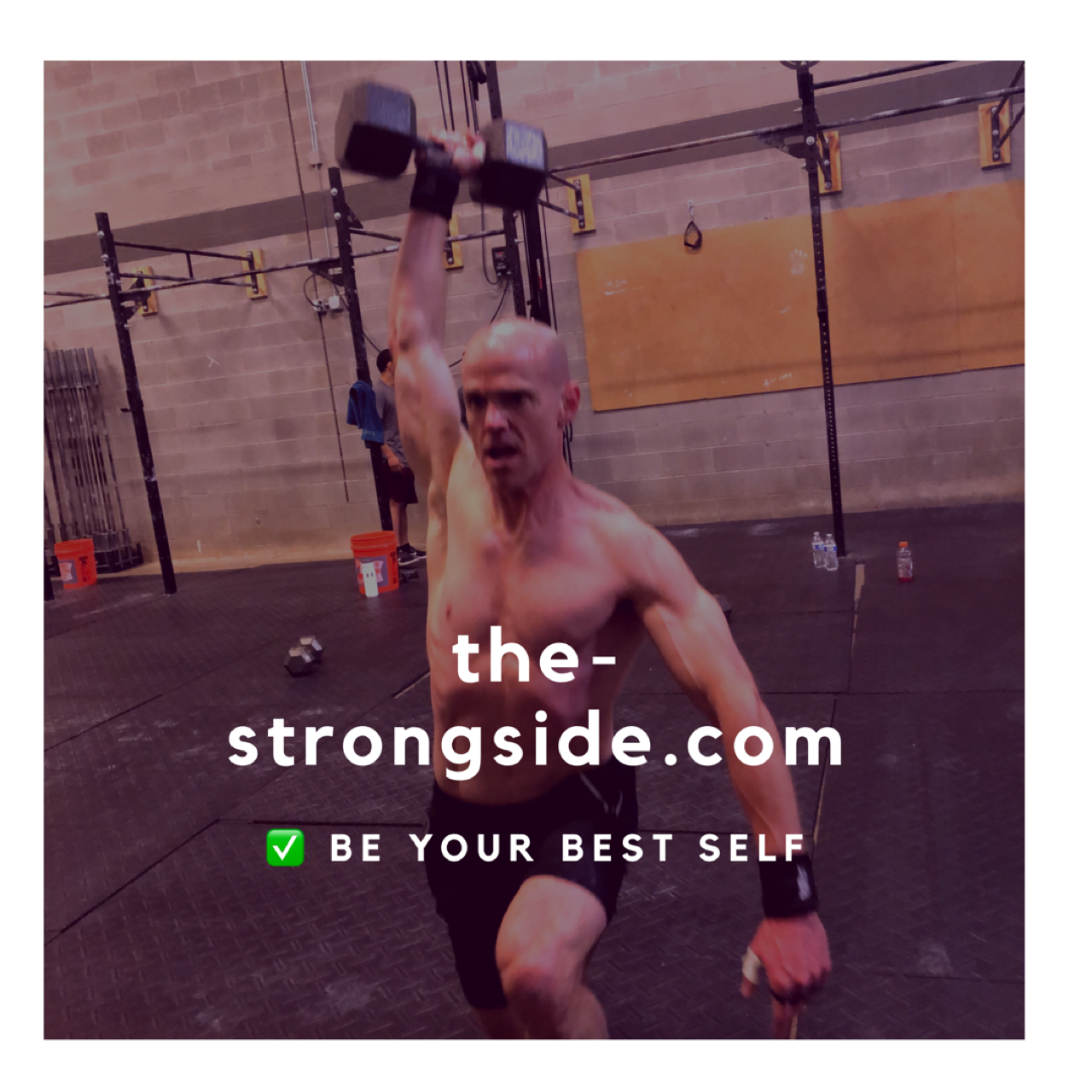 Strongside Conditioning Program: April 22nd – 27th 2019