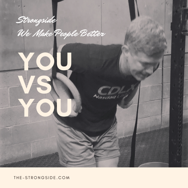 Strongside Barbell Program: April 22nd – 27th 2019
