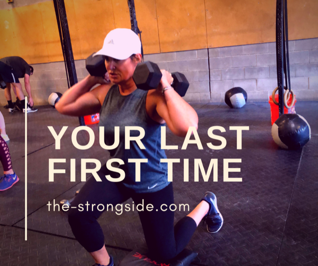 Strongside W.O.D. Program: May 6th To May 11th 2019
