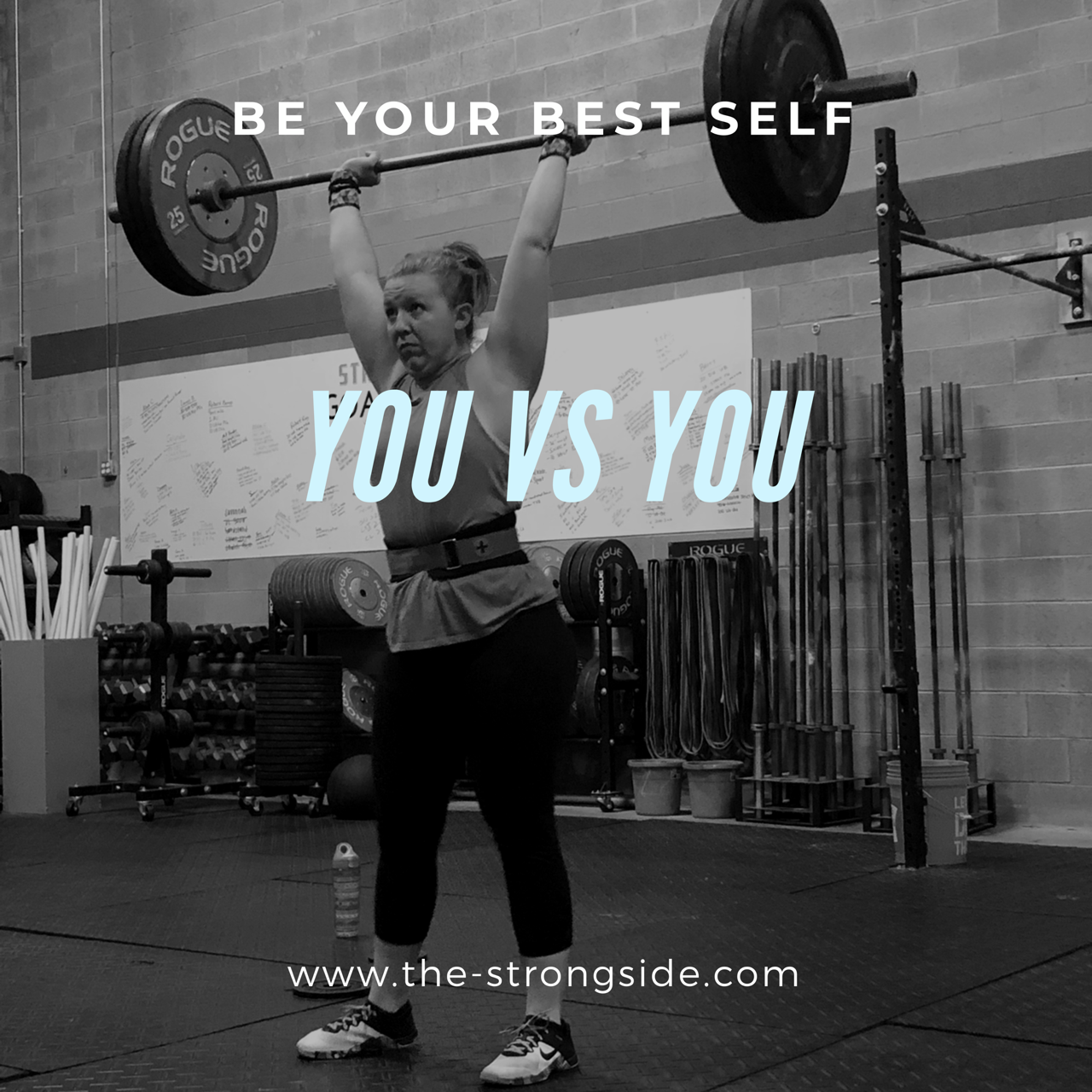 Strongside Barbell Program: July 29th To August 3rd 2019