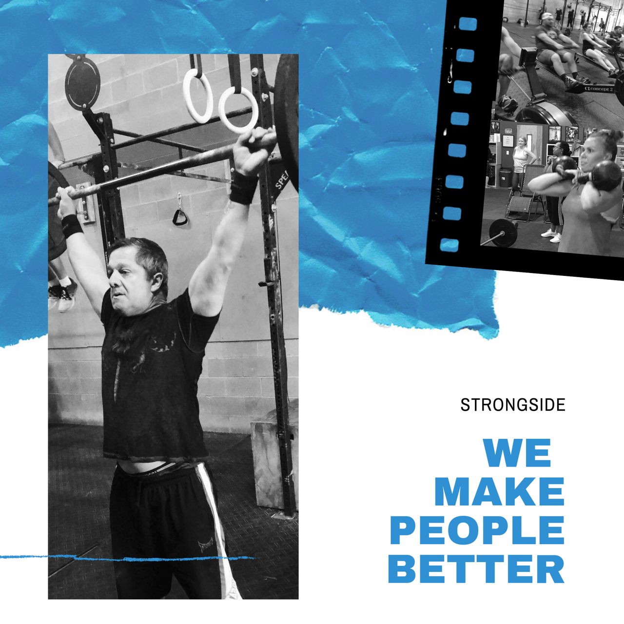 Strongside W.O.D. Program: May 20th to 26th 2019