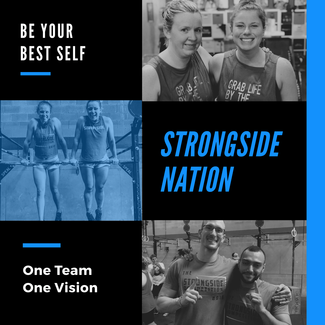 Strongside Barbell: May 27th to June 1st 2019