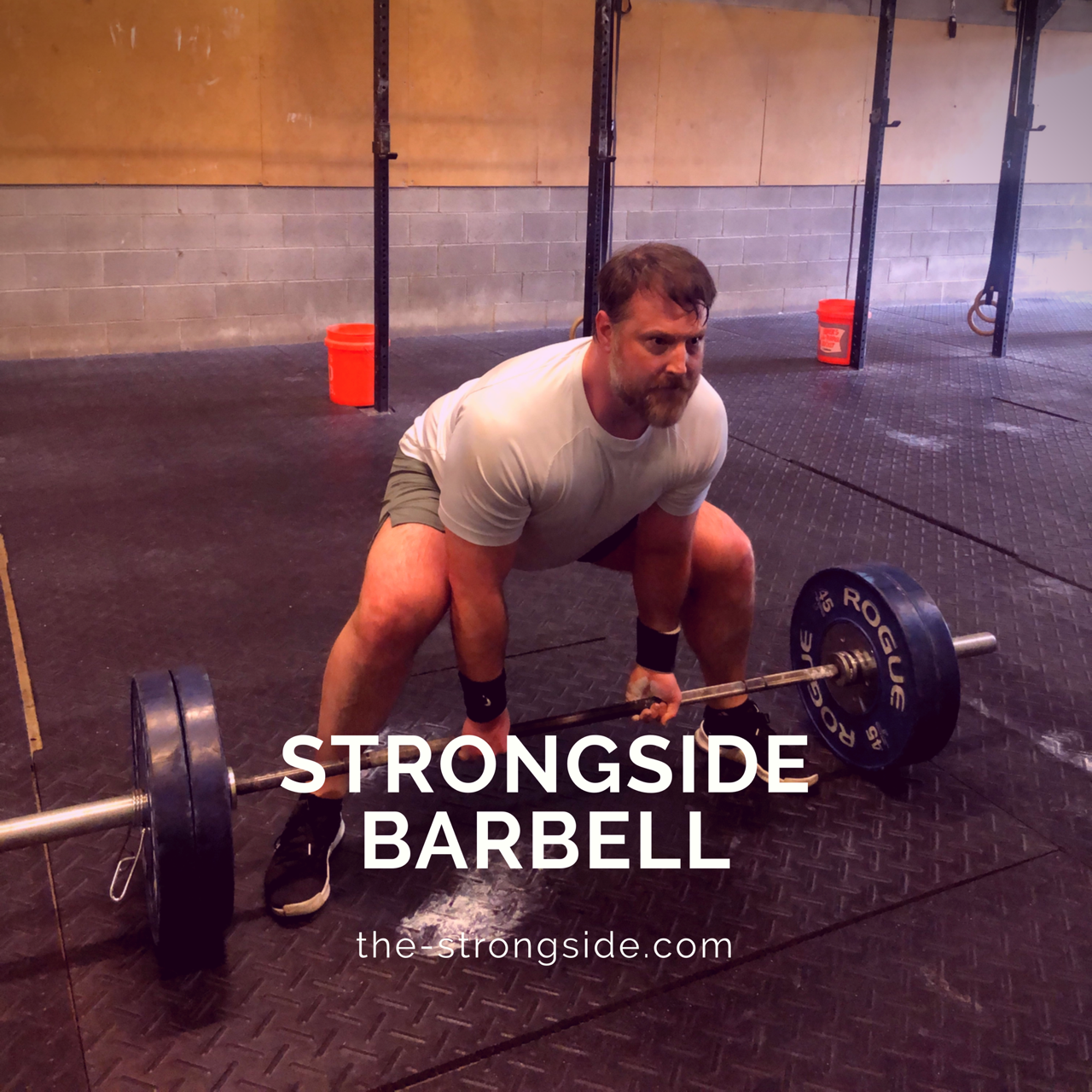 Strongside Barbell Program: August 26th To August 31st 2019