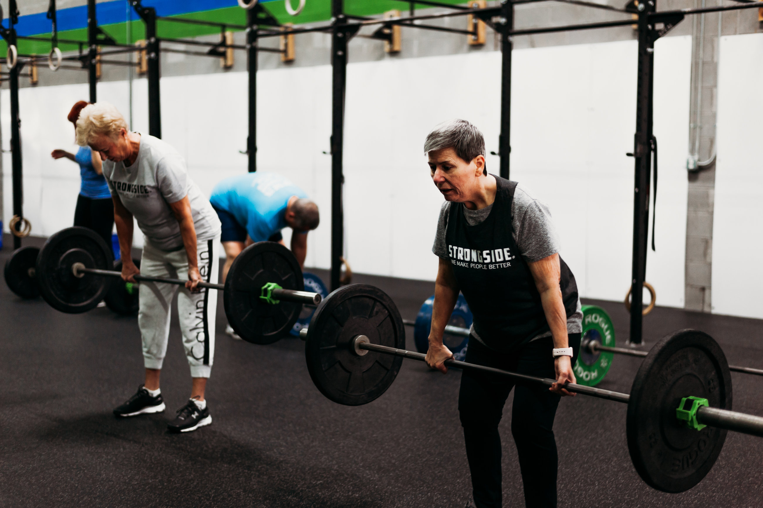 STRONGSIDE BARBELL: 4.27.20 – 5.3.20