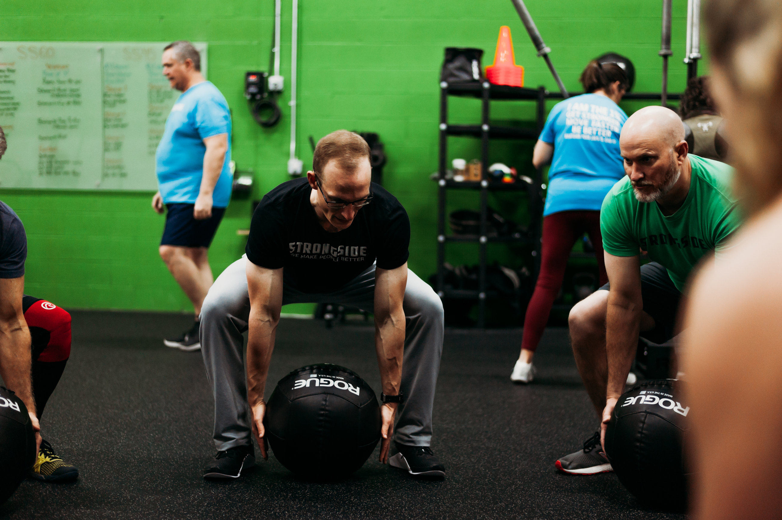 STRONOGSIDE BARBELL: 5.4.20 – 5.10.20