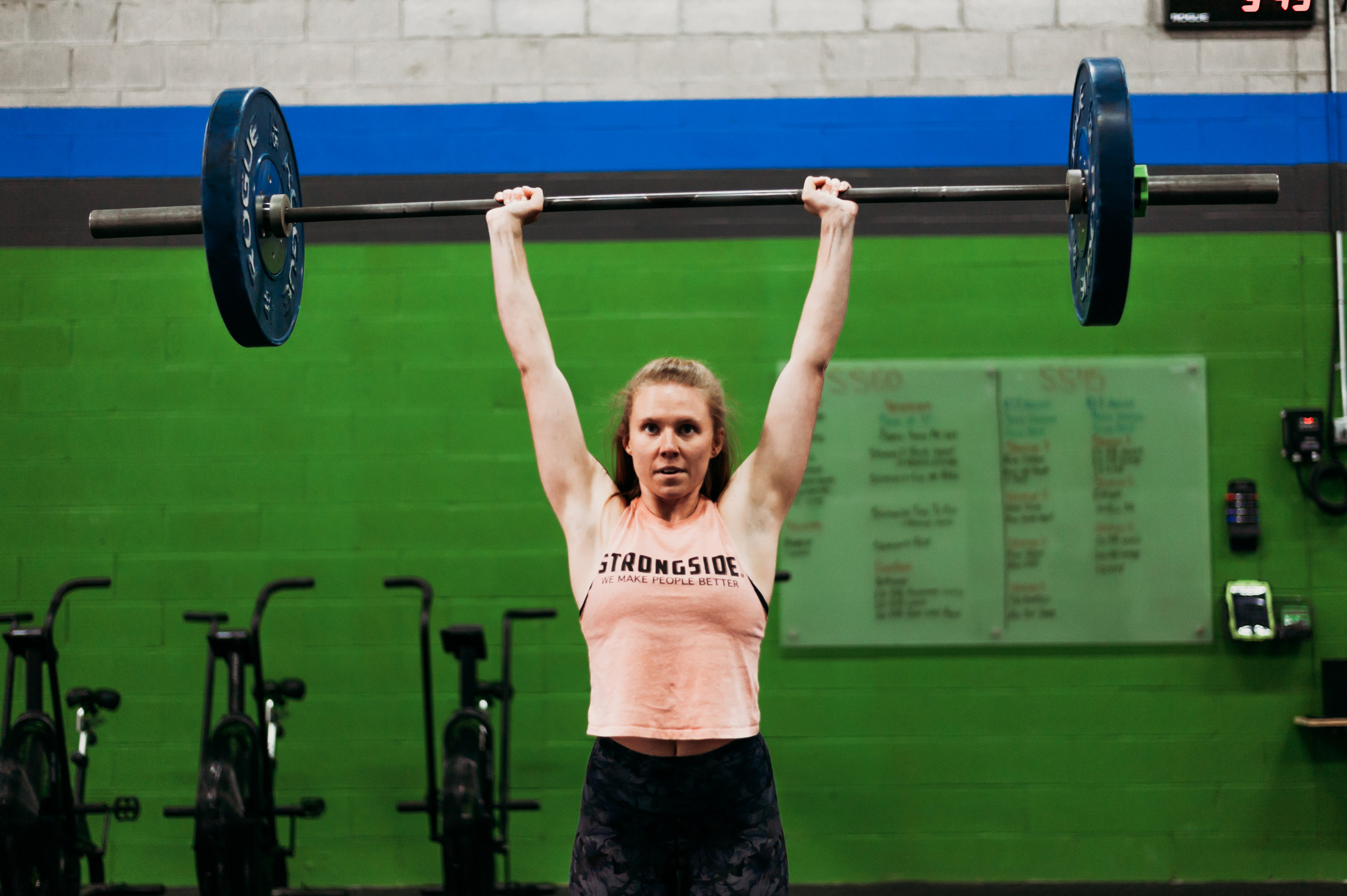 STRONGSIDE BARBELL: 5.25 – 6.1