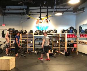 MPWR Fitness Staff Pop Up Dan