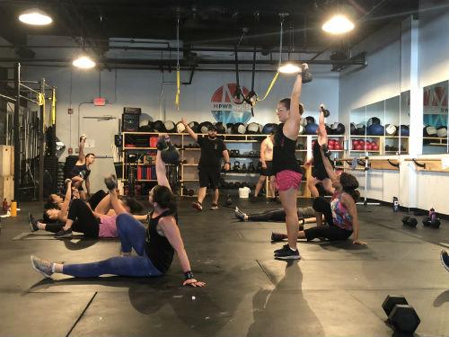 Danny MPWR Fitness Staff