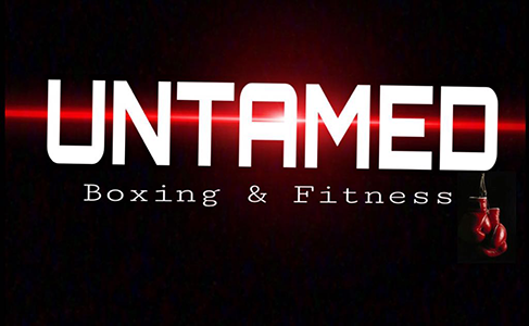 Untamed Boxing and Fitness  Logo