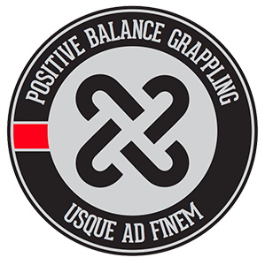 Positive Balance Grappling Logo