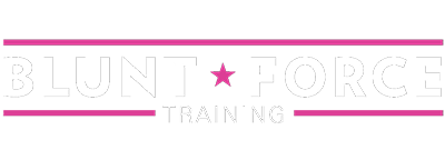 Blunt Force Training  Logo