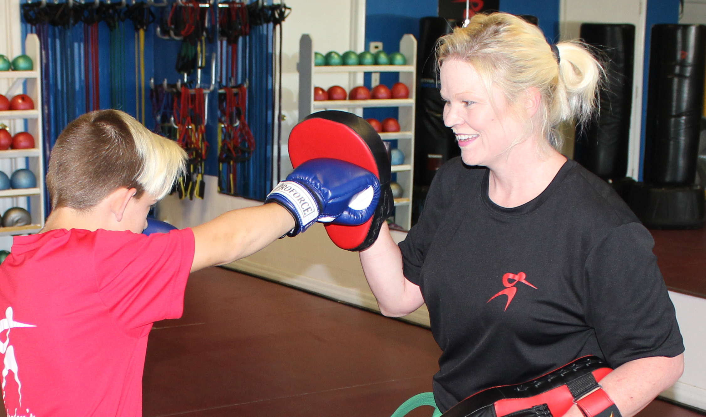 After School Karate & Sports Instructor Monique Ferlanie
