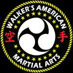 Walker's American Martial Arts Logo