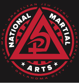 National Martial Arts OKC Logo