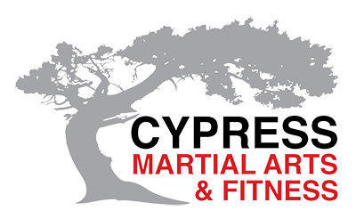 Cypress Martial Arts and Fitness Logo
