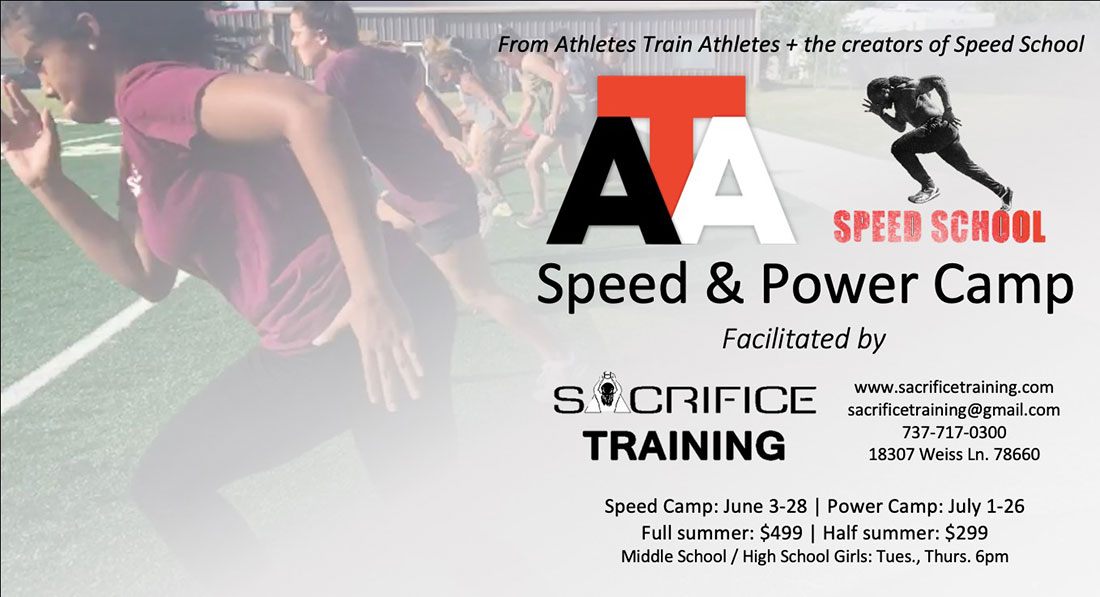 Girls Speed & Power Camp