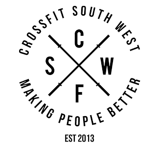 CrossFit South West Logo