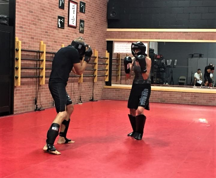 Krav Maga: Preparing for Full Contact Self Defense Training