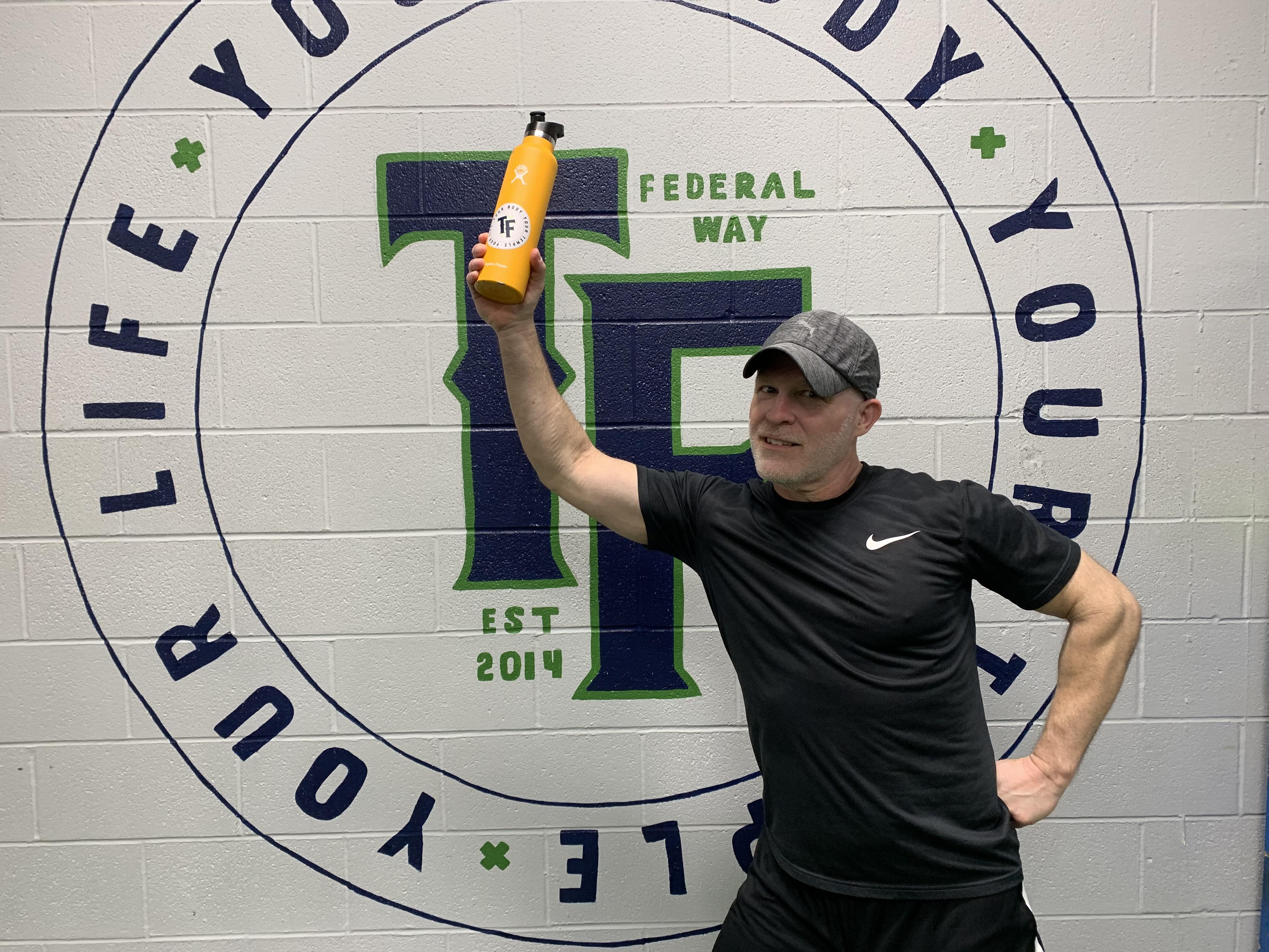 Member of the Month, April 2019: BOB H.