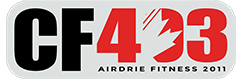 CrossFit 403 Logo