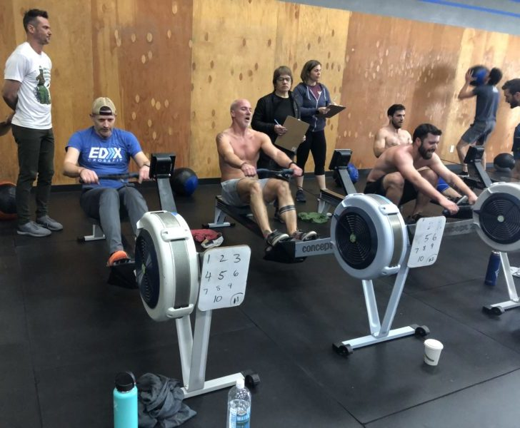 The CrossFit Open: Challenge, Community, Camaraderie, Competition