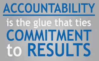 Where do you fall on the Accountability Continuum?