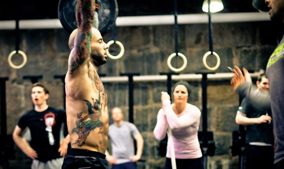 EDX CrossFit: How We're Training Through COVID-19