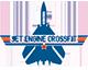 Jet Engine CrossFit Logo