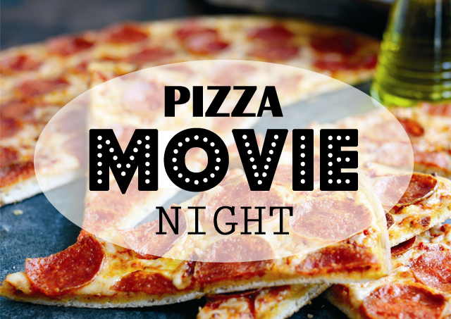 Kids Movie & Pizza Night 2/15