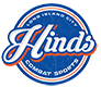 Hinds Combat Sports Logo