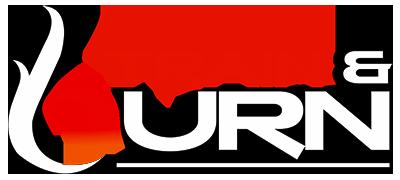 Train and Burn Logo