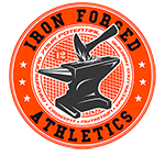 Iron Forged Athletics  Logo