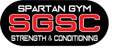Spartan Gym Strength & Conditioning Logo