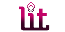 Lit Yoga Barre Logo