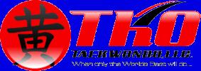 TKO Taekwondo Academy Logo