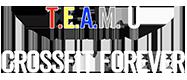 T.E.A.M. U CrossFit Forever Logo