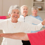 Community is key to active seniors