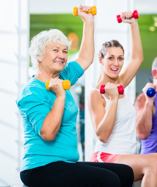 How Exercise Is Key to Overall Wellness (and Quality of Life)