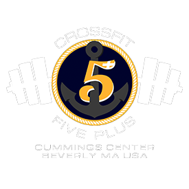 CrossFit Five Plus Logo