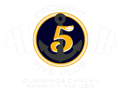 CrossFit Five Plus Logo
