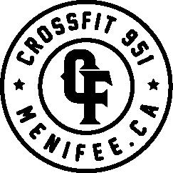 CrossFit 951 Logo