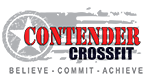 Contender CrossFit Logo