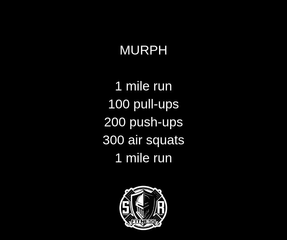 Murph steelrainfitness.com