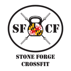 Stone Forge CrossFit Logo