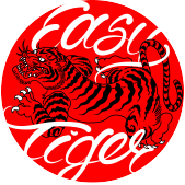 Easy Tiger Yoga Logo