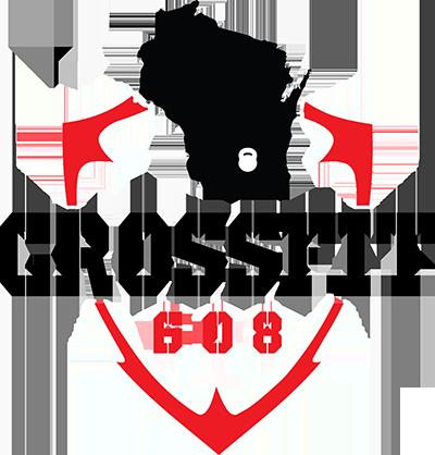 CrossFit 608 Logo