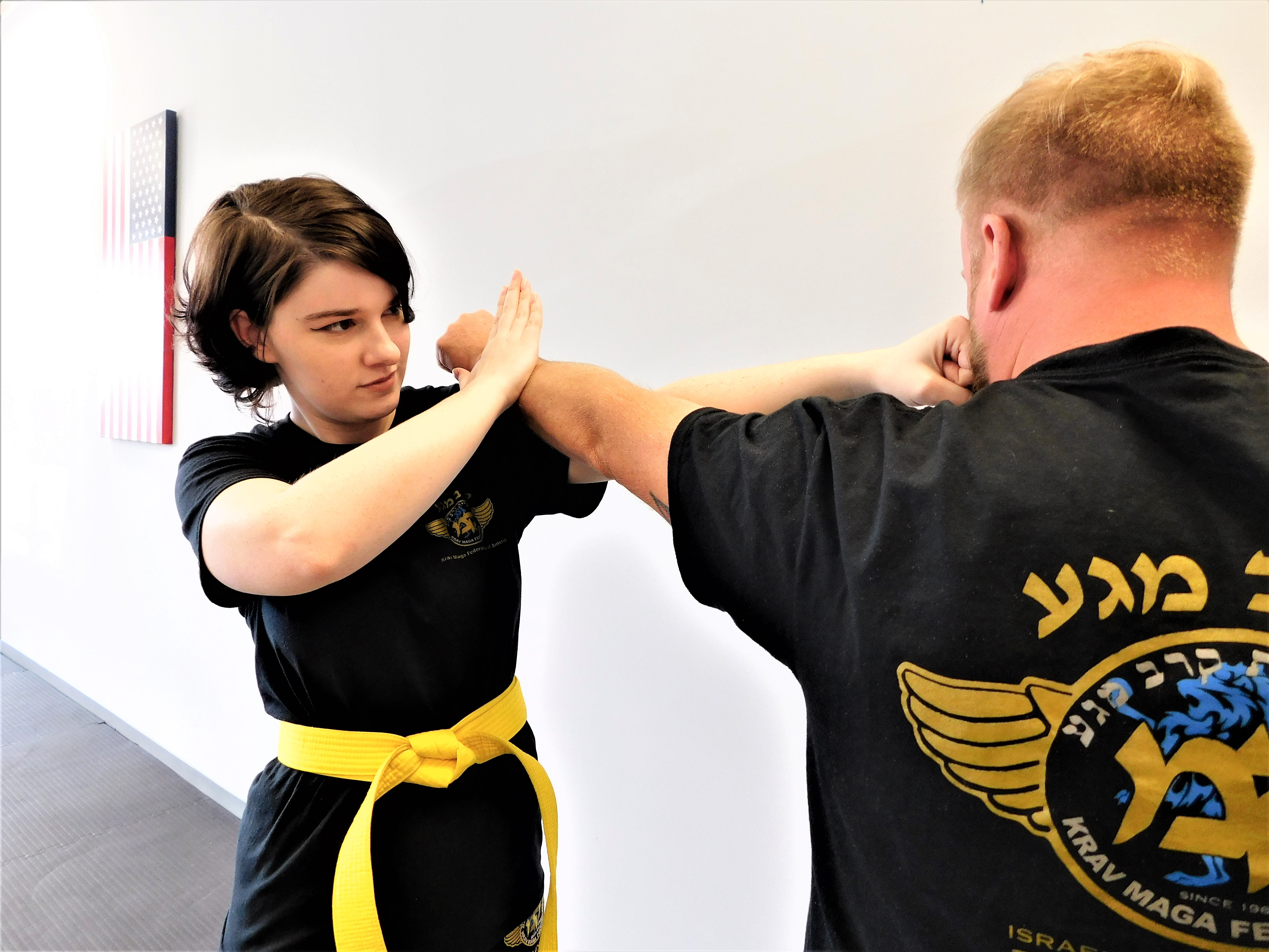 So why Krav Maga    - Performance Krav Maga