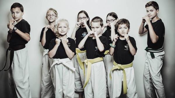 The Benefits of Krav Maga for Kids