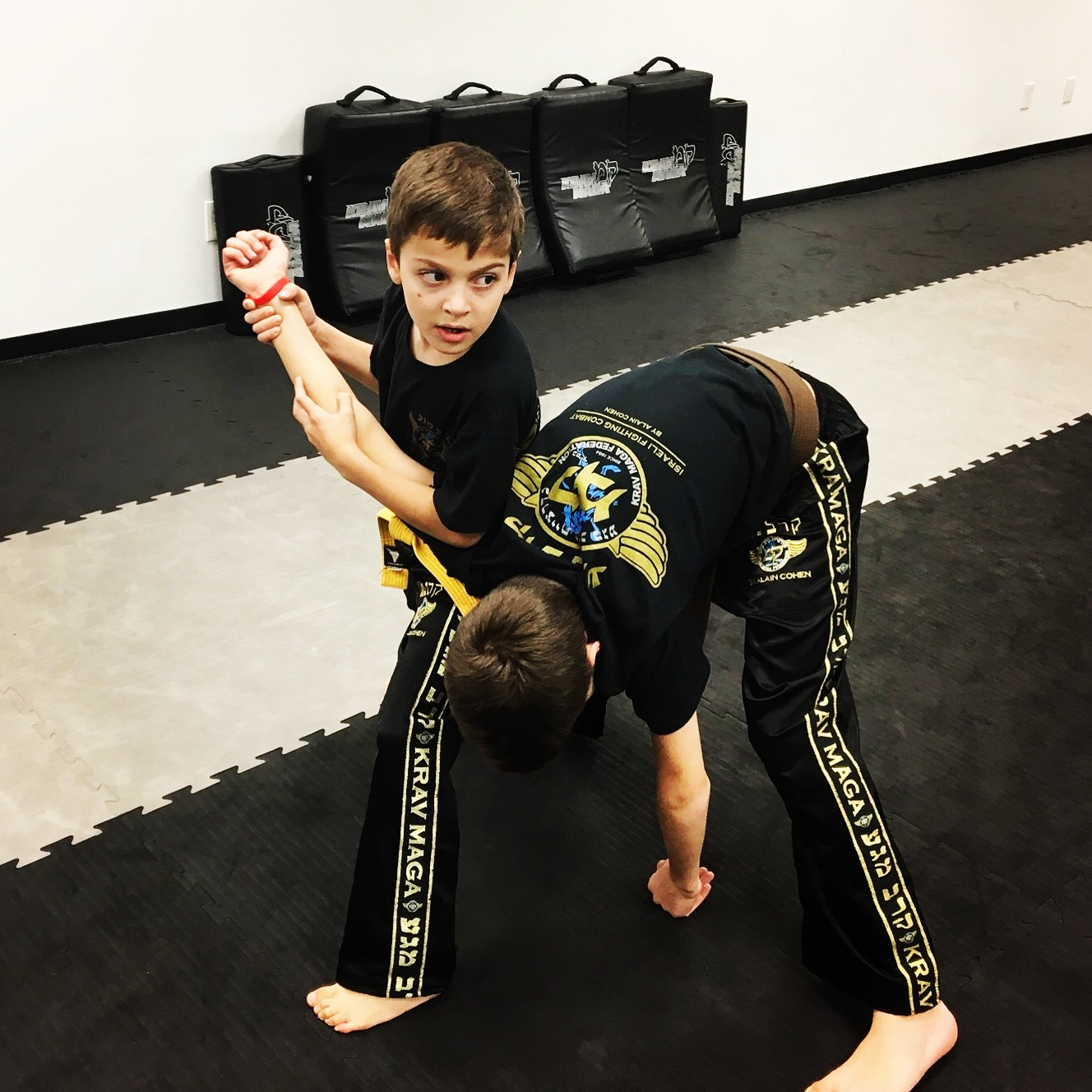 Bullyproof Your Child With Krav Maga