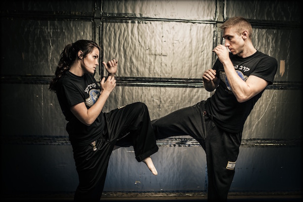 Why Women Love Krav Maga